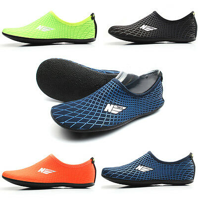 Water Skin Shoes Aqua Water Sport Skin Socks Beach Insole Durable Outsole Yoga