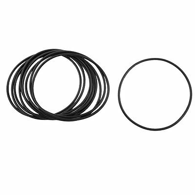 50 Pcs 32mm x 37mm x 2.5mm Nitrile Rubber Sealing O Ring Gasket Washer