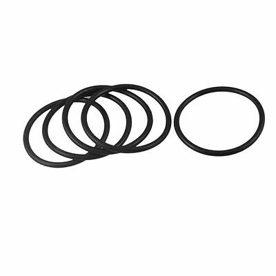 5 x 53mm x 3.5mm x 46mm Industrial Rubber O Ring Oil Sealing Gaskets
