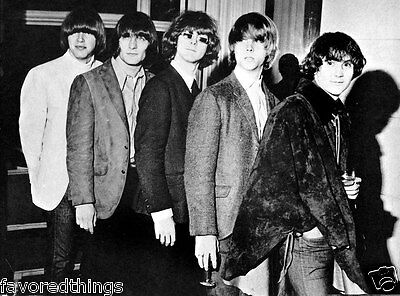 The Byrds 1965 8X10 Photo #53