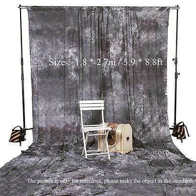 Photography Studio Video 1.8 *2.7m Cotton Muslin Backdrop Background Screen B5M0
