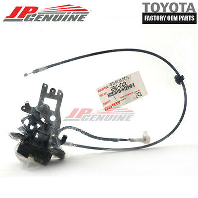 Toyota Genuine Oem Rear Tail Gate Latch 69301-0C010 For Sequoia 2001-2007 *new*