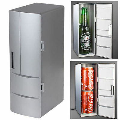 Cool Practical USB Fridge Refrigerator Freezer Convenient & Plug and Play MC