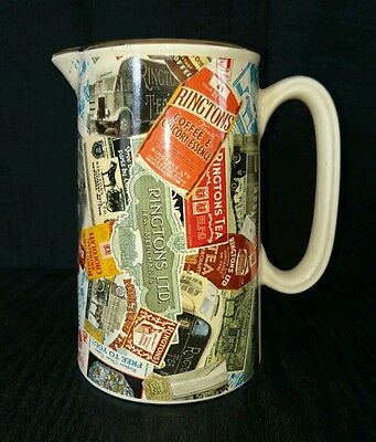 Vintage Ringtons Snapshot Advertising Jug 14.5 x 14cm Wade
