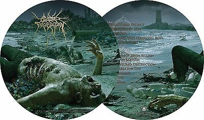 CATTLE DECAPITATION The Anthropocene Extinction PICTURE DISC