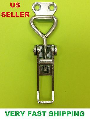 Steel Small Adjustable Toggle Latch Catch For Boxes Chest Hardware # 34000131