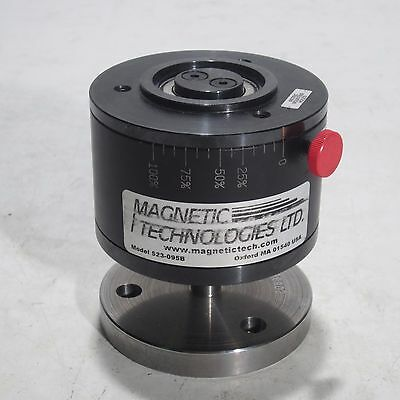Magnetic Technologies Hysteresis Brake/clutch Coupling W/ Adapter - 523-095B