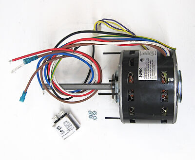 AC AIR CONDITIONER Condenser Fan Motor 1/3 HP 1075 RPM 230 Volts for Mars Motors Wiring Diagrams on