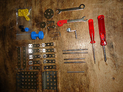 Germany eitech construction building toy tools and replacement parts lot