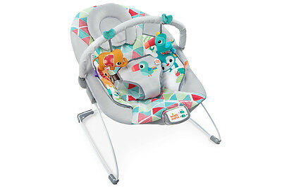 Bright Starts Toucan Tango Cradling Bouncer