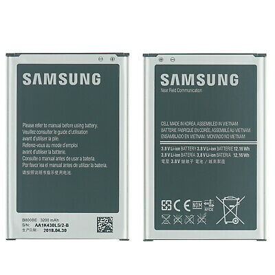 Samsung Galaxy Note 3 Akku  Batterie SM- N9005 B800BE 3200mAh