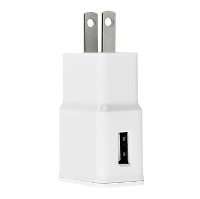 50 X OEM Samsung Galaxy S5 Note 3 Fast Home Wall Adapter Chargers 2A