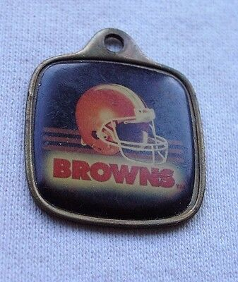 Vintage NFL Cleveland Browns Key Chain Fob Wincraft Inc