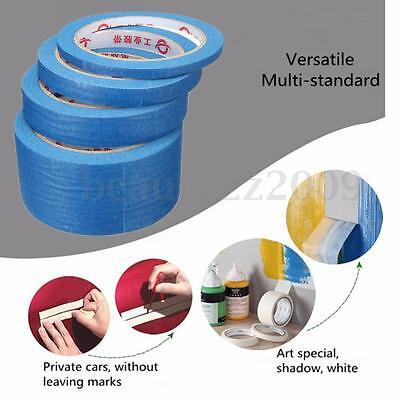 Multicolor Detailing Clean Peel UV Resistant Painting Masking Tape Car House