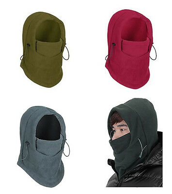 Sports Outdoor CS Camping Hiking Hat Survival Winter Ski Mask Beanie Bonnet Hats