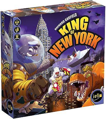 King of New York Board Game - Iello