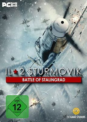 IL-2 Sturmovik: Battle of Stalingrad (PC) (Neu & OVP)