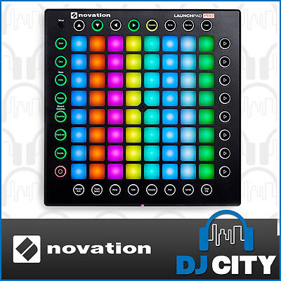 Novation LaunchPad Pro Ableton MIDI Controller Professional Performance Insut...