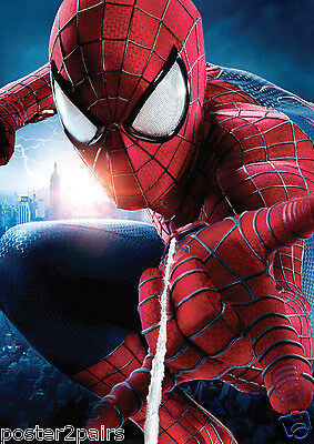 The Amazing Spiderman Large Wall Art Poster Print Maxi A0 A1 A2 A3 A4