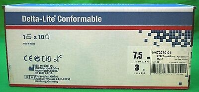 "BSN Medical 6823A Delta-Lite Conformable Casting Tape 3"" x 4 Yd Box of 10 Rolls"