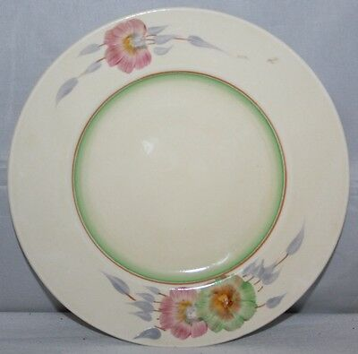 "Clarice Cliff - Newport Pottery - Sundew - 6 3/4"" Side Plate - 1930's"
