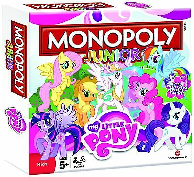 Junior Monopoly - My Little Pony Board Game