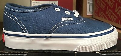 34c3ca902d Vans Authentic Toddler Navy Casual Shoes VN-0ED9NVY Fast Shipping KSSO4.5