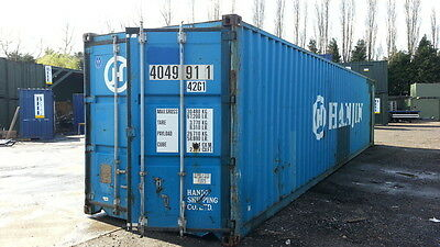 20ft shipping container storage container conex box in Norfolk, VA