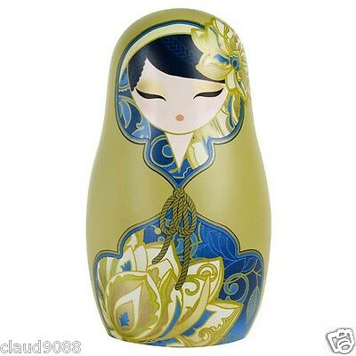 """babushka By Kimmidoll Messages Of Love & Friendship Bk008 - 2015 Mint & Boxed"