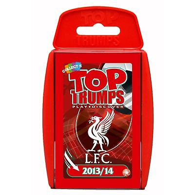 Top Trumps - Liverpool FC 2013/14 Card Game