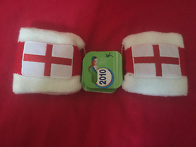 England FootBall 2x Wrist/Sweatband