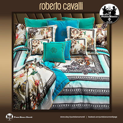 ROBERTO CAVALLI | TROPICAL Set bettlaken - Full bed sheet