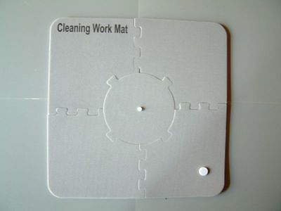 DOS Work Mat Record Cleaner