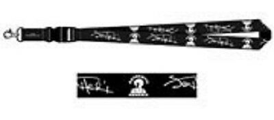 JIMI HENDRIX signiture LANYARD official licensed merchandise RARE no longer made