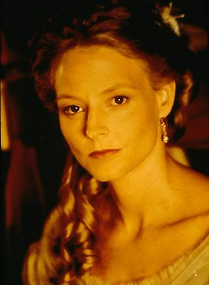 "JODIE FOSTER in ""Anna and The King"" - Original 35mm COLOR PORTRAIT Slide - 1999"