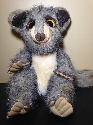 "Discovery Channel BABY LEMUR 8.5"" adorable stuffed plush 1999 guc"