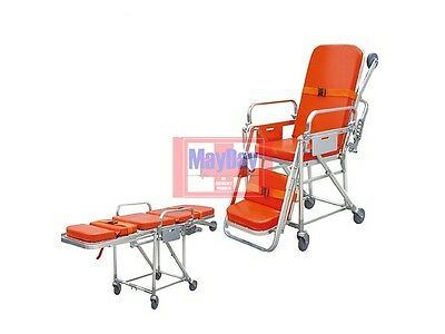 Medical Emergency Stair Stretcher Convertible in a Chair 191-015C 191-MAYDAY