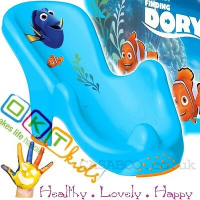 Anatomic baby bath  chair tub seat  DISNEY DORY  -IML technology. brand NEW