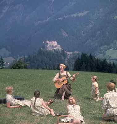 THE SOUND OF MUSIC (1965) Digital Press Kit Photo CD for 40th; Julie Andrews