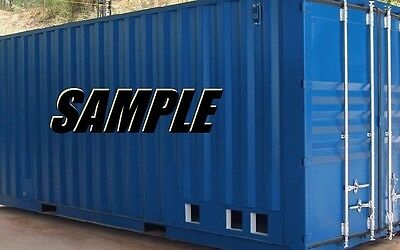 NEW ONE TRIP 40ft Shipping Container Storage Container for sale in