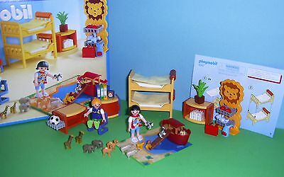 Playmobil puppenhaus kinderzimmer 4287 ovp ba haus for Playmobil kinderzimmer 4287