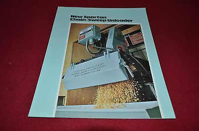 A.O Smith Harvestore 510 Overhead Belt Feeder Dealer/'s Brochure DCPA4