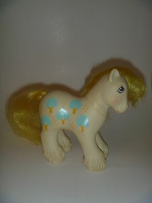 Vintage My Little Pony Big Brother Daddy Apple