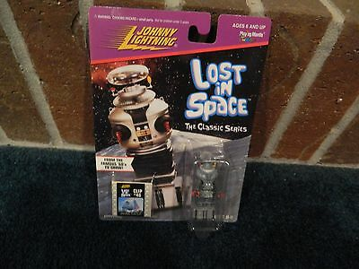 Lost in Space Robot Johnny Lightning 1998 New