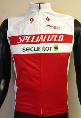 Capo Cycling Specialized Vest, Size M,  2XL
