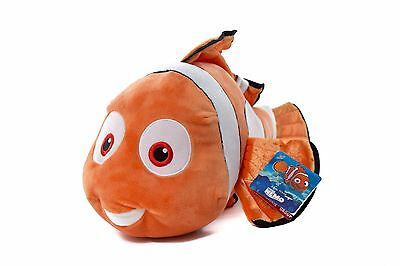 Disney's Official Finding Dory - Jumbo Sized Nemo 18 Inch (46cm) Soft Plush Toy