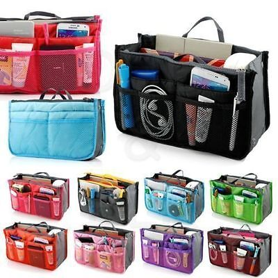 Organizer Bag Tidy Travel Lady Insert Handbag Organiser Purse Large liner MC