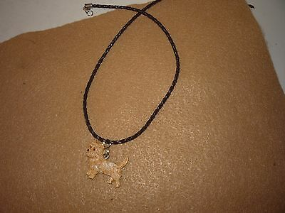 Cairn Terrier Necklace