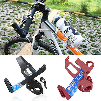 1pcs Cycling Bike Bicycle Drink Water Bottle Holder Milk Cup Handlebar 3 Colors