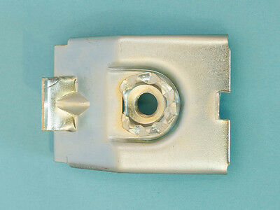 65-68 Mustang Upper Front Window Stop LH or RH